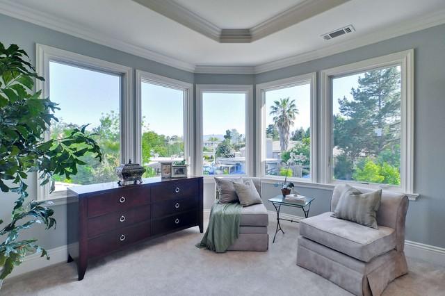 Tamarind Residence - San Francisco Bay Area contemporary-bedroom