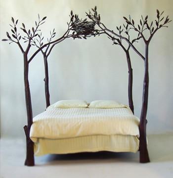 tamera eclectic-bedroom