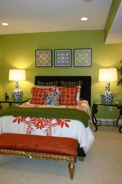 Tami McCall eclectic-bedroom