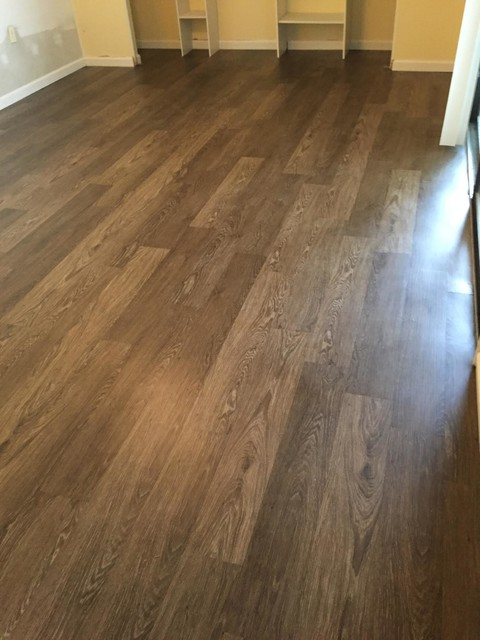 Tarpon springs luxury vinyl tile project for Hardwood flooring suppliers