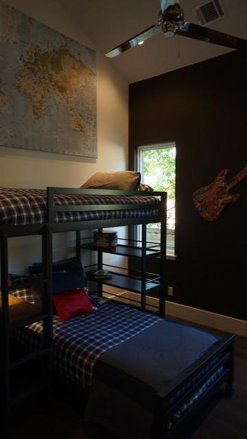 Bedroom - bedroom idea in Austin