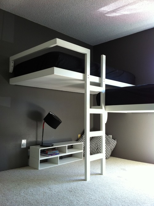 Really Cool Bunk Beds 500 x 670