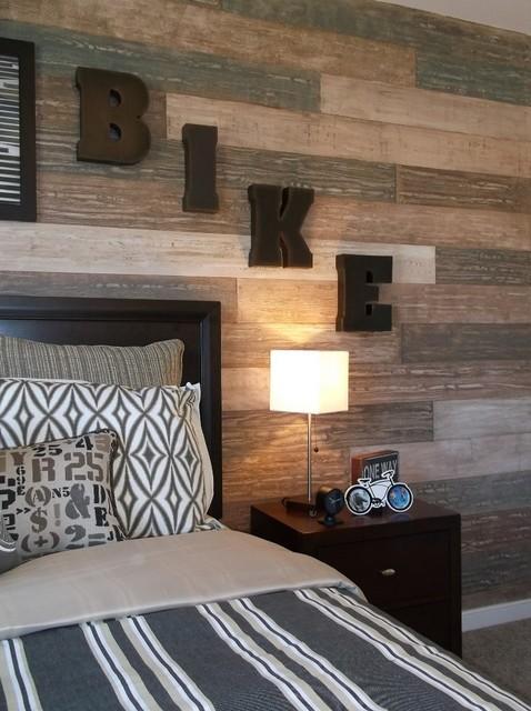 Teen Boy contemporary-bedroom