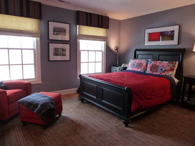 teen boy 39 s bedroom traditional bedroom other metro by allison