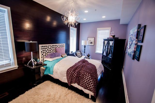Teen Daughter S Bedroom Contemporary Bedroom Chicago