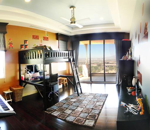 Teen Dorm / Bed Room