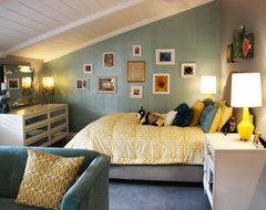 Teen Girl Bedroom Update eclectic-bedroom