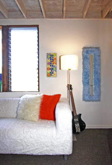 Teen Girl ROom eclectic-bedroom