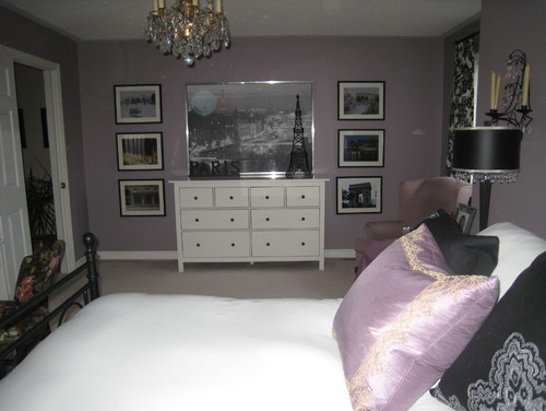 Whats your wall color brand please i want a lilac grey color - Mauve bedroom decorating ideas ...