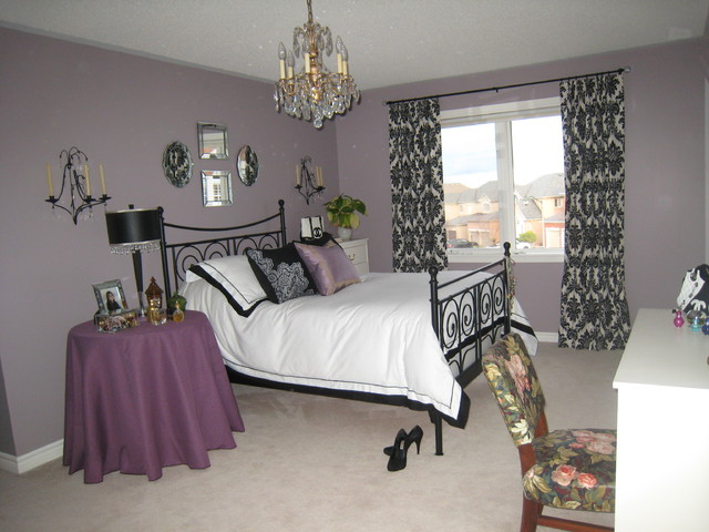 Teen Girl's Bedroom eclectic-bedroom