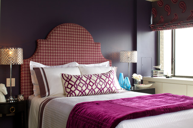 Teen Girl's Rooms contemporary-bedroom