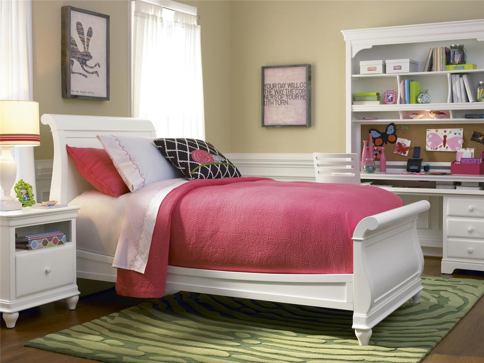 teen girls bedrooms  transitional  bedroom  minneapolis