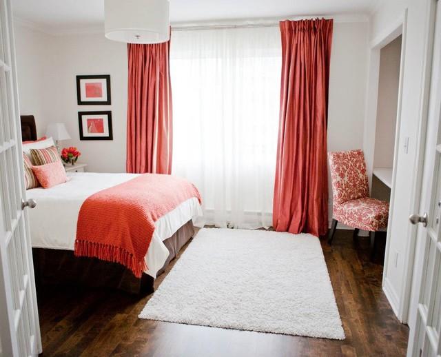 Teenage Bedroom Contemporary Bedroom Montreal By