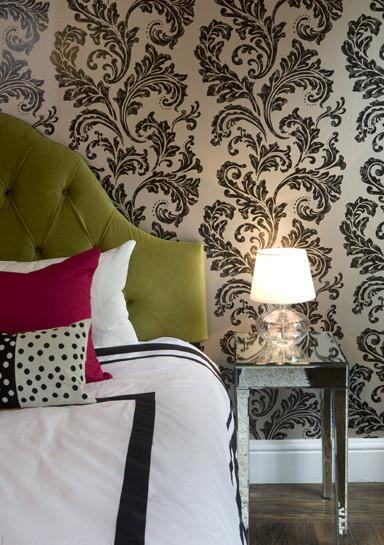 Teenage girl's bedroom contemporary-bedroom