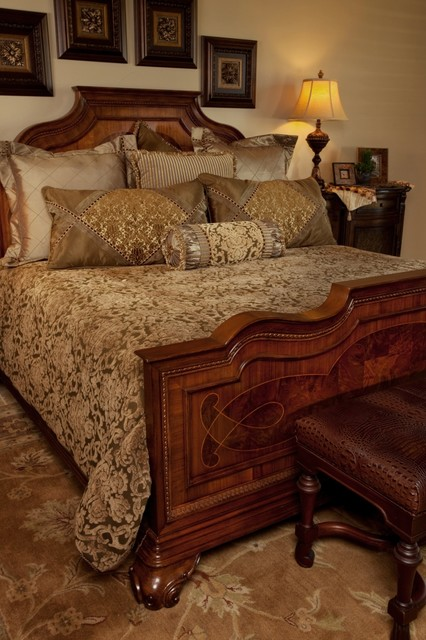Texas tuscan bedrooms for Tuscany bedroom designs