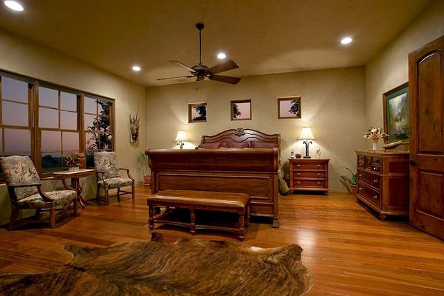 Texas Tuscan II mediterranean-bedroom