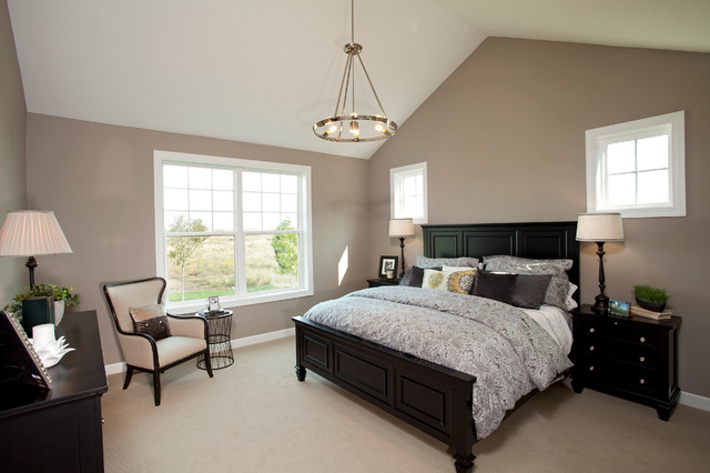 The Arlington II traditional-bedroom