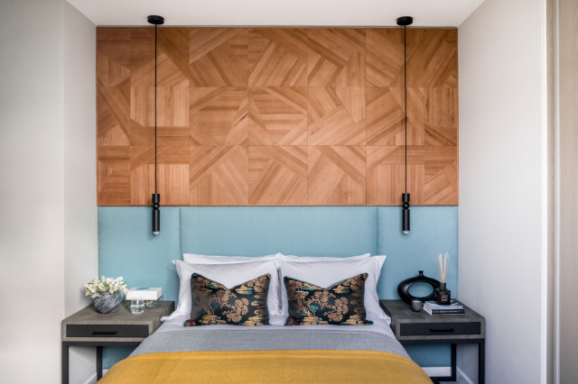 The Atlas Building Contemporary Bedroom London By Angel O Donnell Houzz Nz