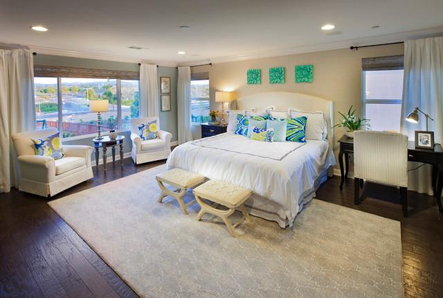 The Ballard Plan at Marisol at Ocean Ranch   Oceanside, CA contemporary-bedroom