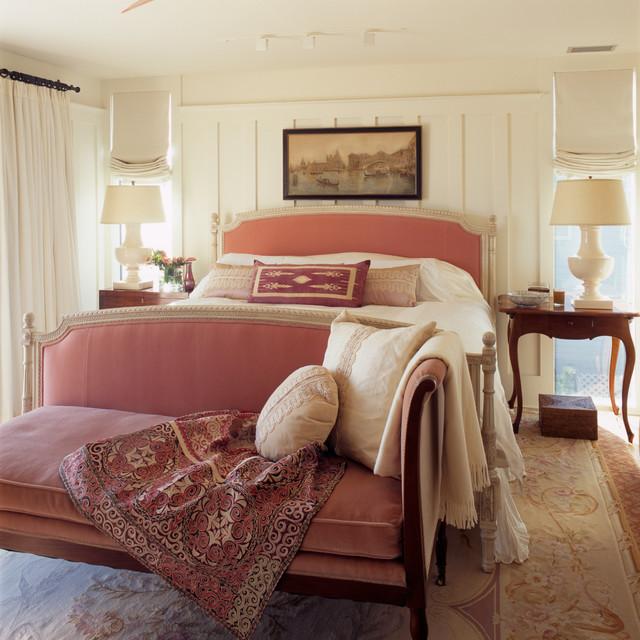 The Beach House beach-style-bedroom