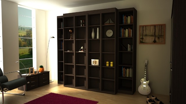 The bi fold Madison Murphy bed