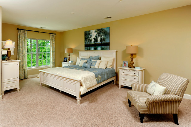 The Bracken Model Rockville Md Traditional Bedroom Dc Metro By Williamsburg Homes