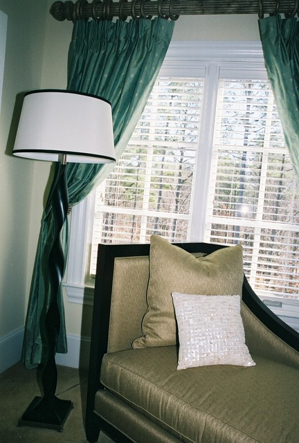 The Brownstones traditional-bedroom
