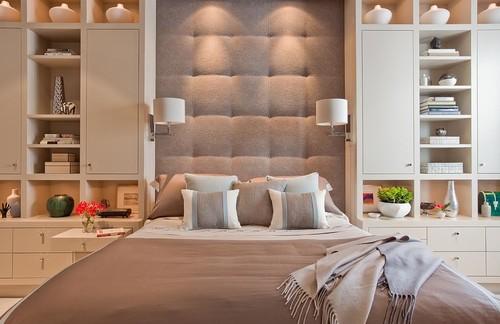 Photo credit: Contemporary Bedroom by Boston Interior Designers & Decorators Terrat Elms Interior Design