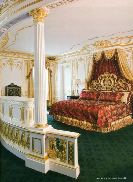 The Castle traditional-bedroom