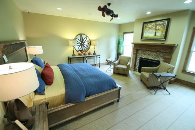 The Centennial contemporary-bedroom