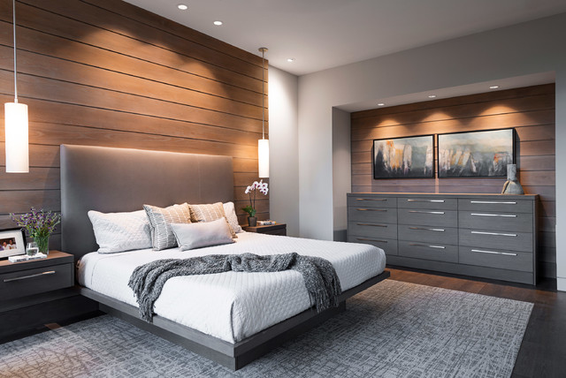 Modern Bedroom Fresh at Photo of Contemporary