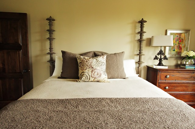 The Cliffs Residence traditional-bedroom
