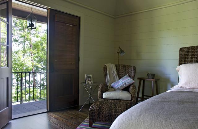 The Cliffs Vineyards contemporary-bedroom