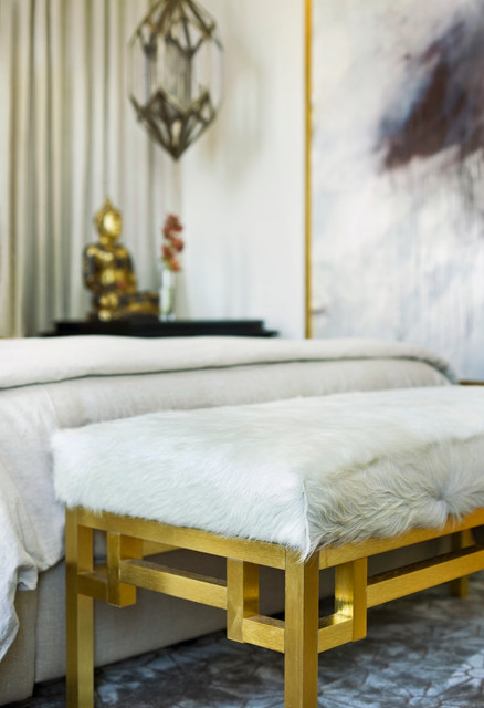 The Collector's Bedroom eclectic