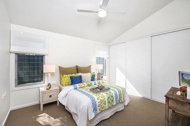 The cottages erina transitional bedroom central for Outdoor furniture erina