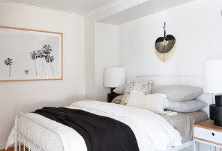 75 Beautiful Beach Style Bedroom Pictures Ideas January 2021 Houzz Au