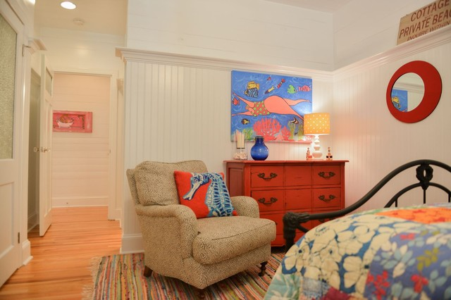 The Gritz Carlton traditional-bedroom