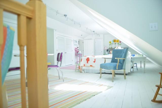 The Gritz Carlton eclectic-bedroom