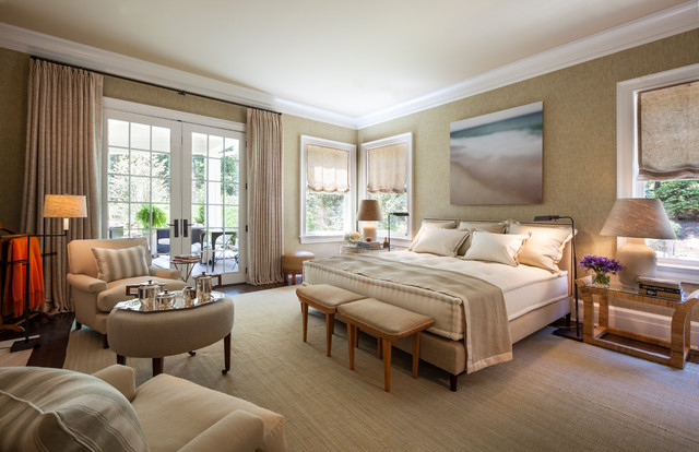 The hampton designer showhouse 2013 transitional for Hamptons style window treatments