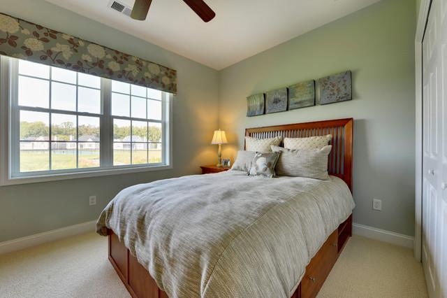 The Hancock Model traditional-bedroom