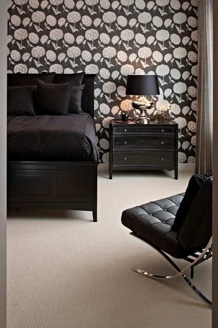 The Hawthorne Master Bedroom Traditional Bedroom Calgary By Cardel Homes