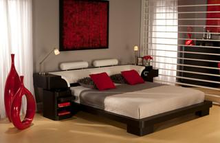 great asian bedroom furniture   The Legacy Bedroom Set - Asian - Bedroom - Miami - by El ...