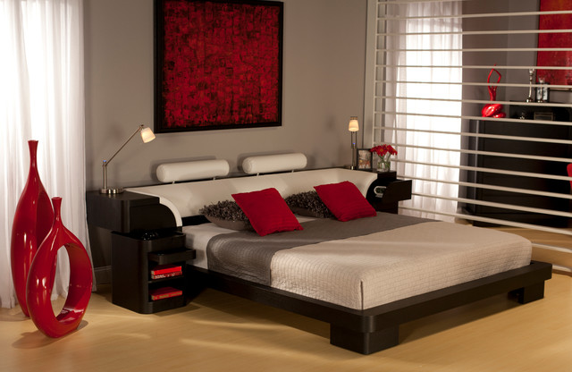 Bedroom Sets El Dorado the legacy bedroom set - asian - bedroom - miami -el dorado