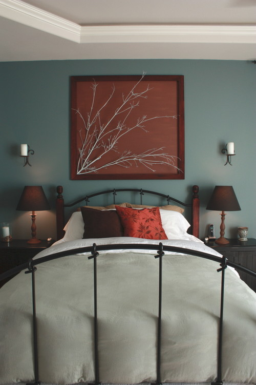 The Little Things That Make A House A Home contemporary bedroom