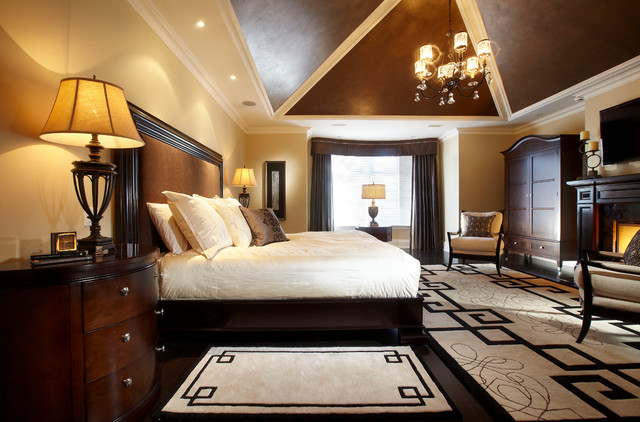 The Lux Getaway traditional-bedroom