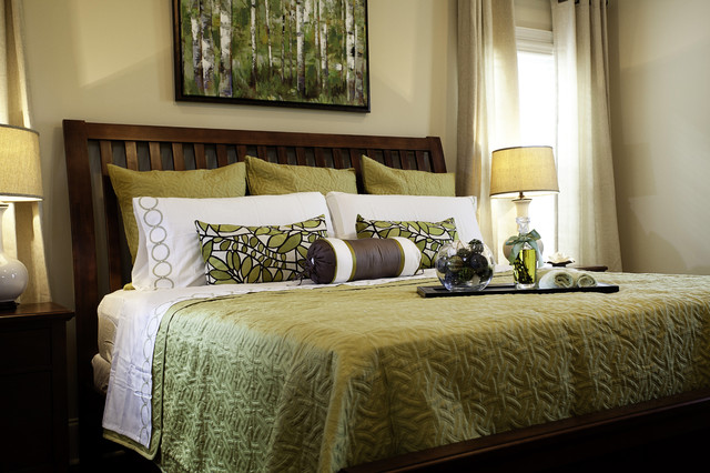 The Madison traditional-bedroom