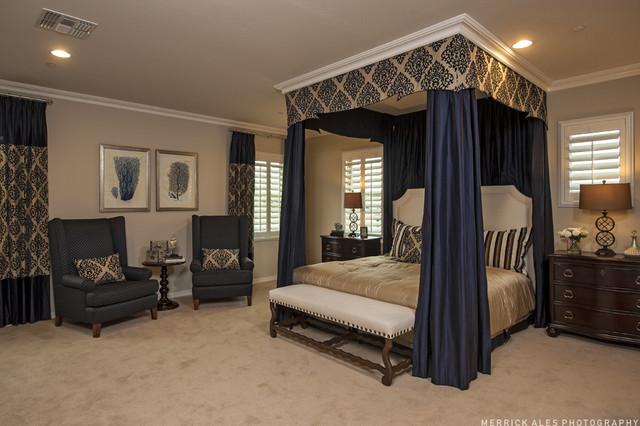 The Mesa Verde Plan at Higley Manor | Phoenix, AZ traditional-bedroom