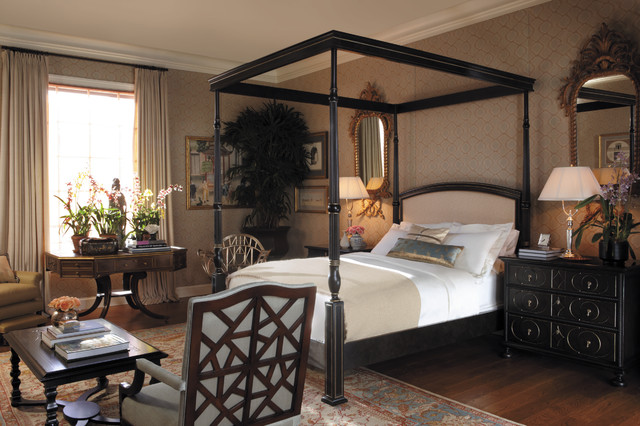 The Michael S Smith Collection - Baker Furniture traditional-bedroom