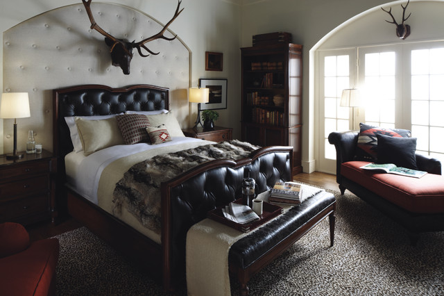 The Milling Road Collection - Baker Furniture bedroom