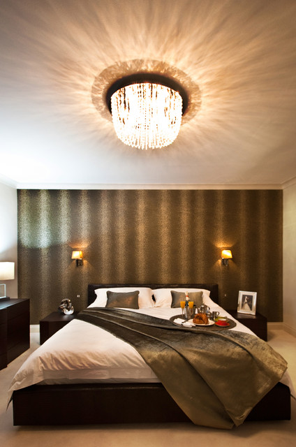 The north london family home bedroom london by for Interior designers north london